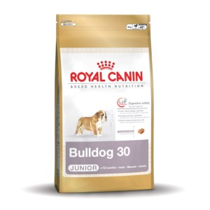 Royal Canin Bulldog Junior Puppy 3kg