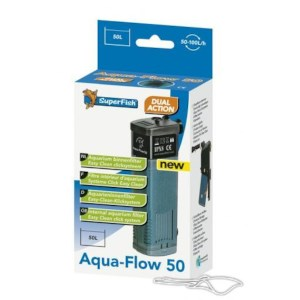 Superfish Aquaflow 50 Filter L/H