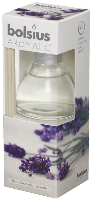 Bolsius geurdiffuser French Lavender 45ml