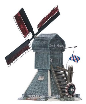 Bolsward - Molen De Greate Klaver