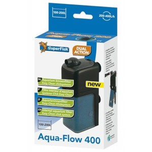 SuperFish binnenfilter Aquaflow 400L 800L/H
