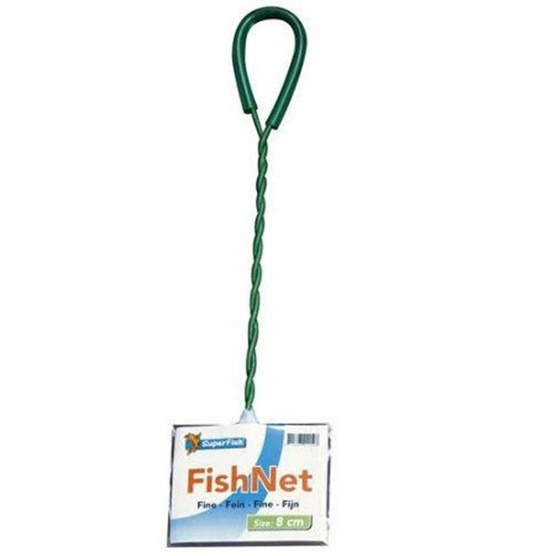 Superfish Aquarium schepnetje 8cm