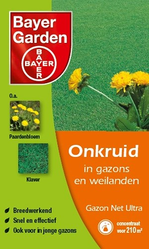 Bayer gazon net ultra