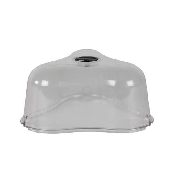 Deksel Dome Claire D19x18 H19 Triangle