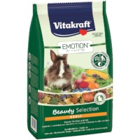 Vitacraft Emotion Beauty Selection Adult konijnenvoer 600gr