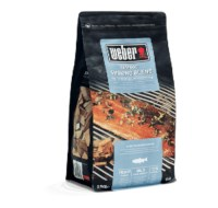 Weber Houtsnippers 0,7kg Seafood Wood Chips Blend
