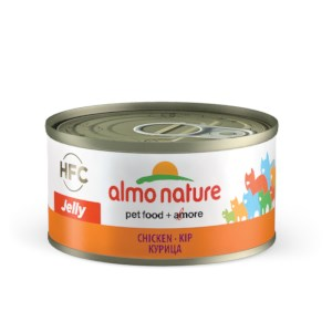Almo Nature Kattenvoer Jelly Kip 70 gr