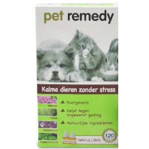Pet Remedy Anti Stress Spray navulling 2 X 40 ml