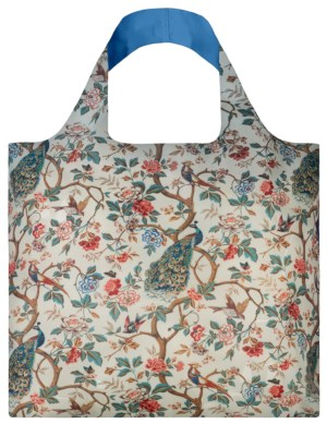 Loqi Bag Museum Collectie Peaceck And Peonies
