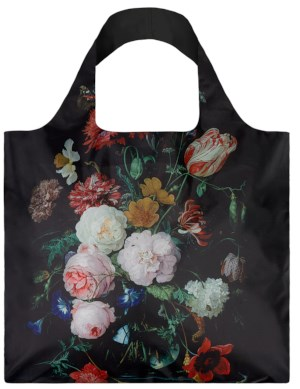 Loqi Bag Museum Collectie Flowers In A Vase