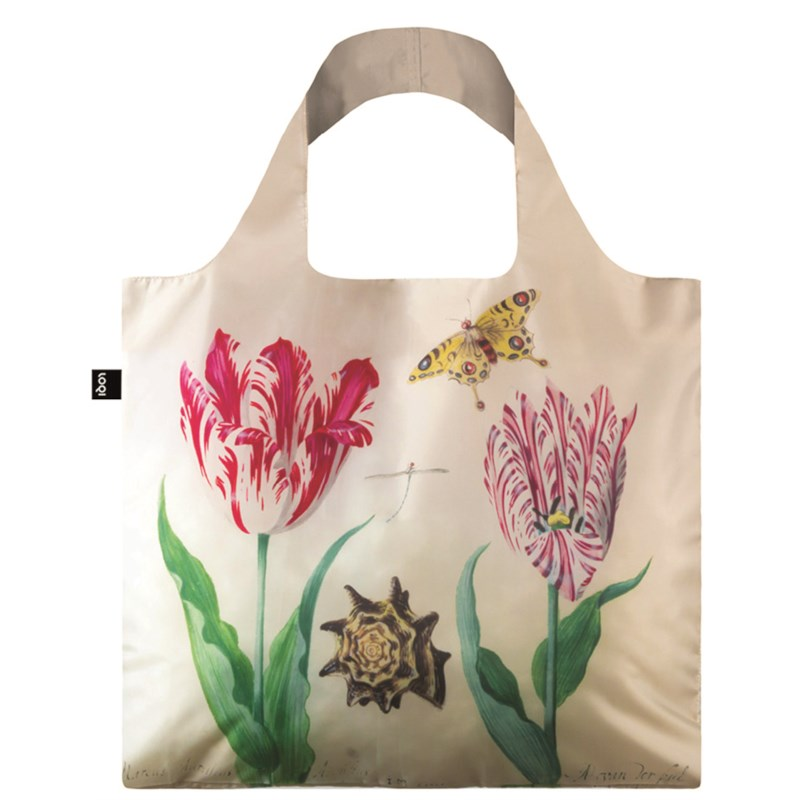 Loqi Bag Museum Collectie Two Tulips & Irma Boom