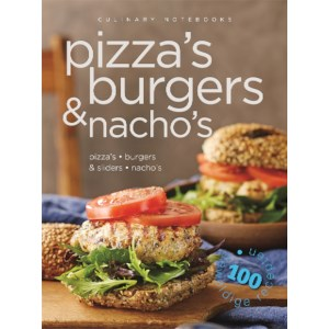 Culinary Notebooks Pizza, Burgers en Nacho's