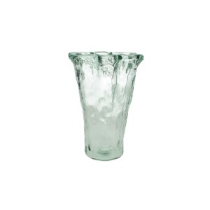Vaas Recycled Glass Green D19xH26 cm