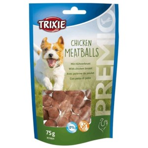 Trixie Chicken Meat Balls 75gr