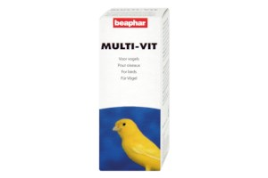 Beaphar Multi Vit Vogel 50ML