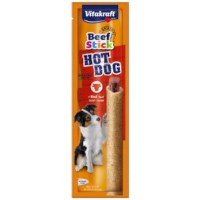 Vitakraft Beef Vleesstick Hot Dog 30gr