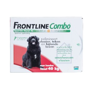 Frontline Combo Spot On XL 40-60kg
