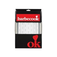 Barbecook Grillpan Roestvast Staal - 34,5x24cm